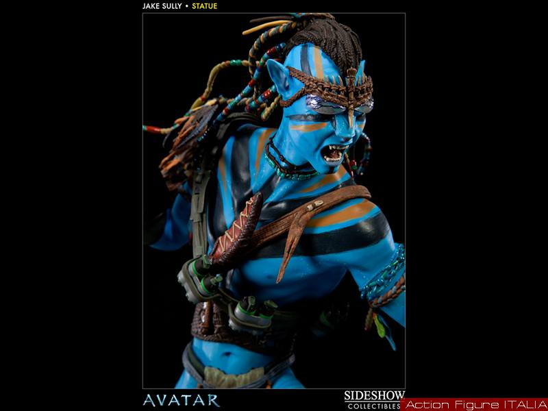 AVATAR JAKE SULLY STATUE2