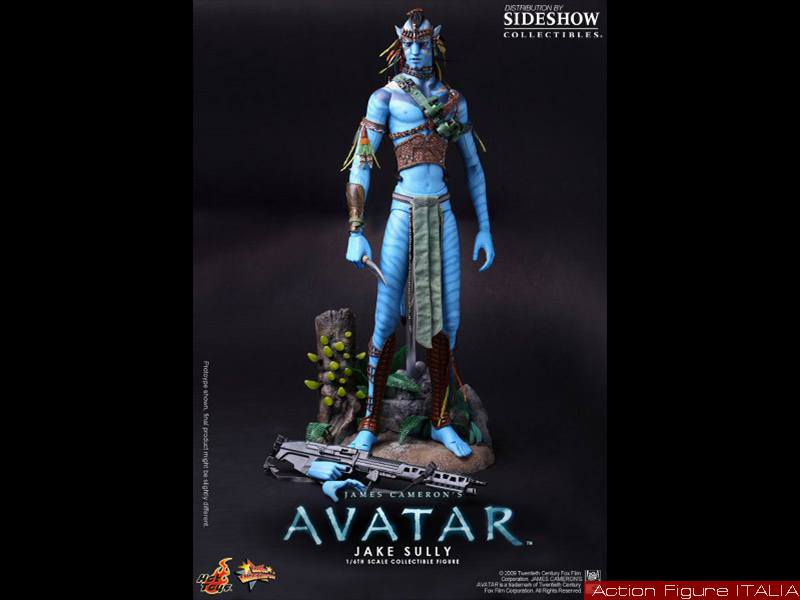 AVATAR JAKE SULLY STATUE3