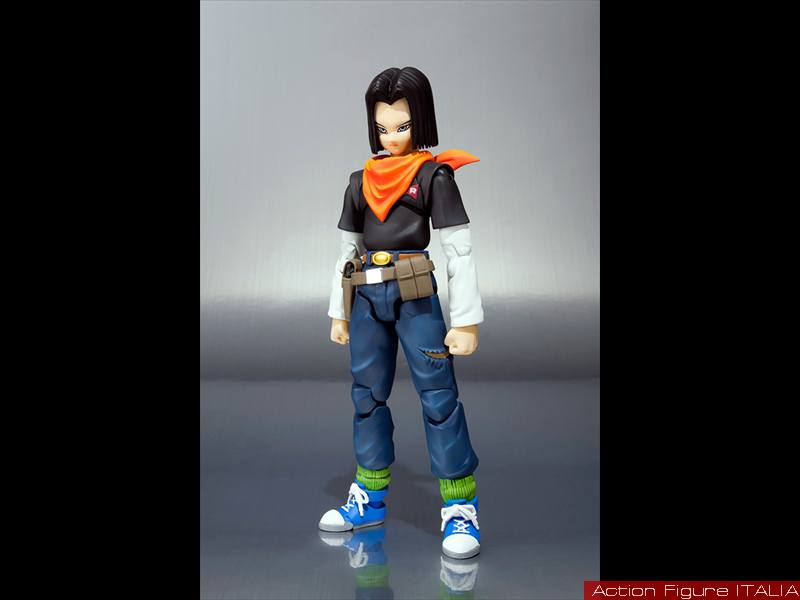 DRAGON BALL Z ANDROID1