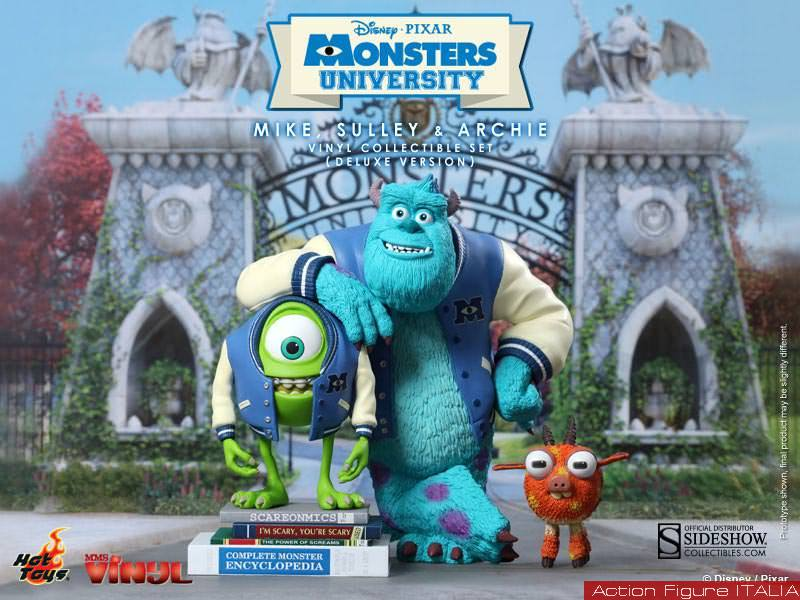 MONSTER UNIV MIKE SULLEY  ARCHIE DLX FG