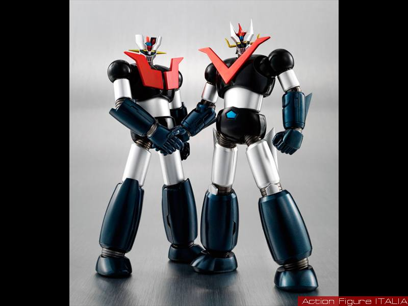 SRC Great and Mazinger Z
